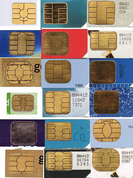 8 pin SMARTCARD proprietary photo and diagram